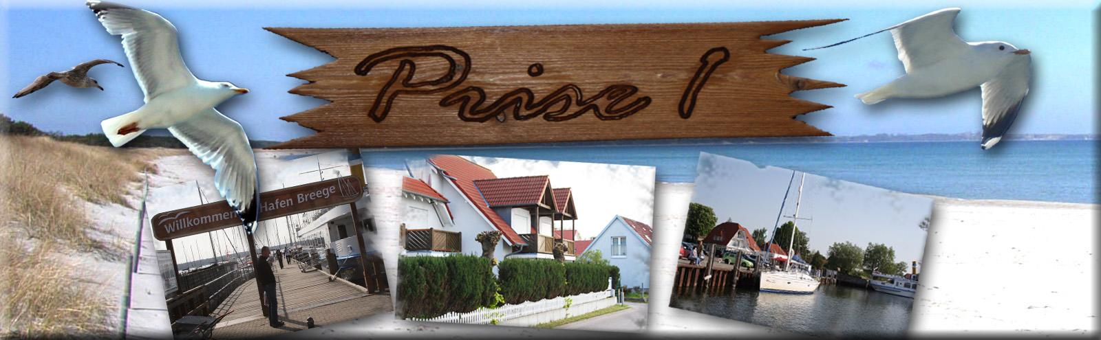 Prise1 Ferienwohnung Rügen