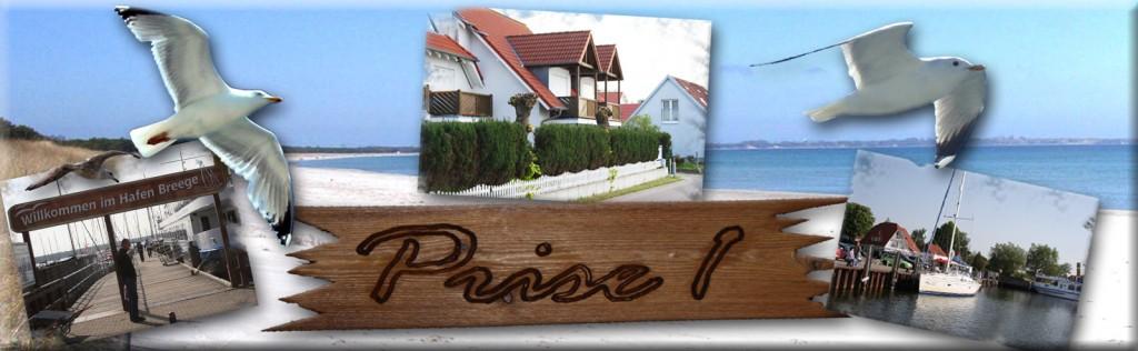 Ferienwohnung – Prise 1 – Dorfstrasse 60 – 18556 Breege – Rügen