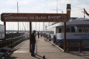 Der Hafen von Breege Rügen
